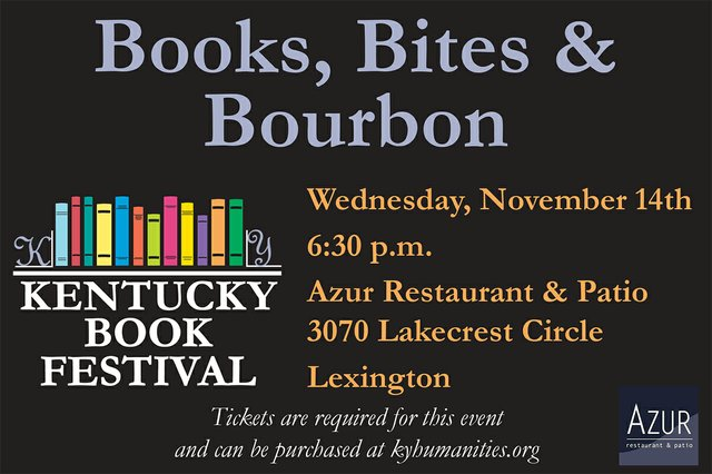 Books, Bites & Bourbon_Website.indd